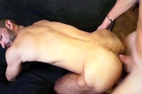 large penis Daddy & hairy ass Fucker