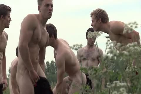 naked boyz Rowing: Bigger, Longer, And Uncut - 2014